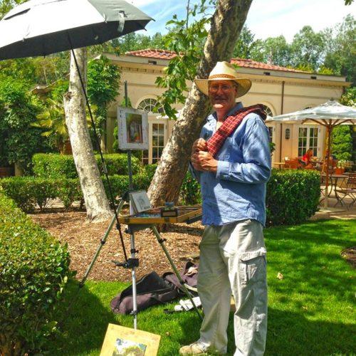 plein talk with lpapa signature artist clark mitchell