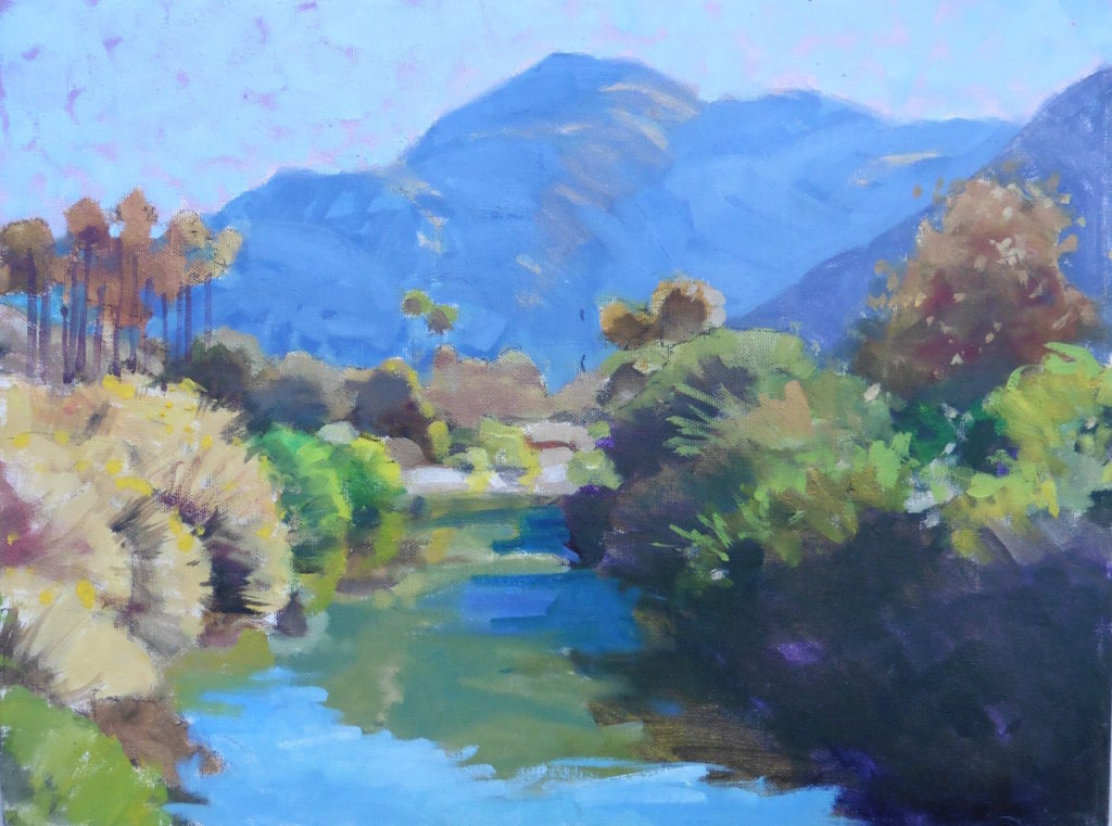 Laguna Plein Air Signature Artist Jeff Yeomans