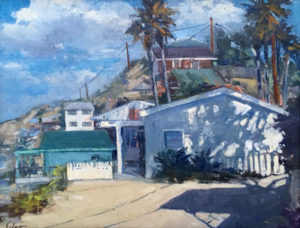 LPAPA Signature Artist Anthony Salvo
