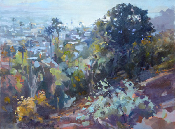 Anthony Salvo - Room with a View Laguna