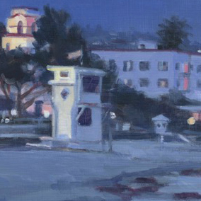 Laguna Plein Air Artist Wendy Wirth