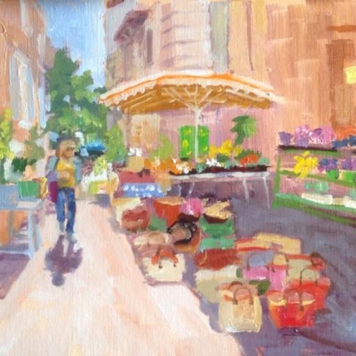 LPAPA Artist Betty Anne Kreutziger