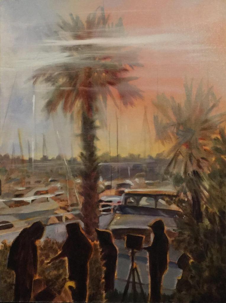 laguna plein air painter Linda Gunn