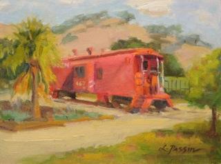 LPAPA Artist Member Lisa Passin