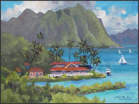 LPAPA Artist Member Louisa S. Cooper