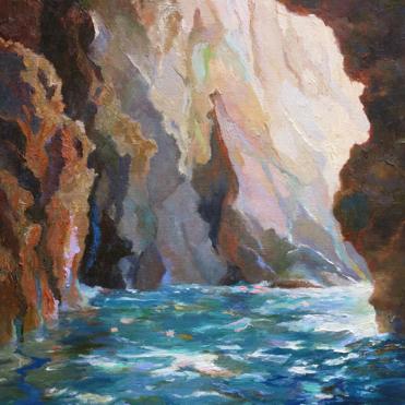 LPAPA Artist Member Marian Fortunati