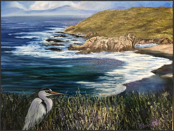 LPAPA Artist Member Claudette Bryant Garcia