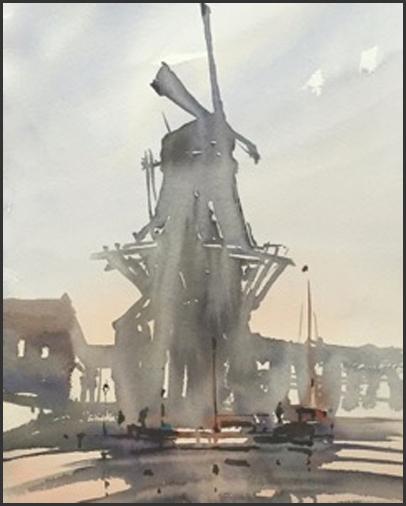 LPAPA Artist Member Hans Groeneveld