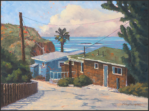 LPAPA Artist Member Terry Houseworth