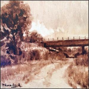 LPAPA Artist Member A. J. Nesselrod