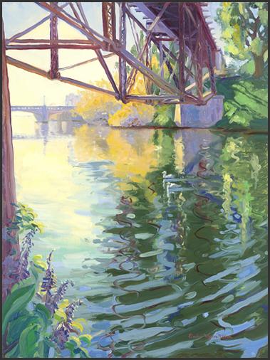 LPAPA Artist Member D. Wynne Nixon