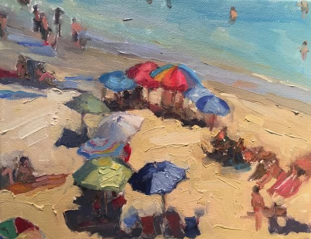 Laguna Plein Air Painter Susan Gordinier