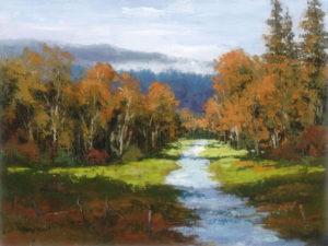 "Sheryl Knight's ""Autumn Song"""