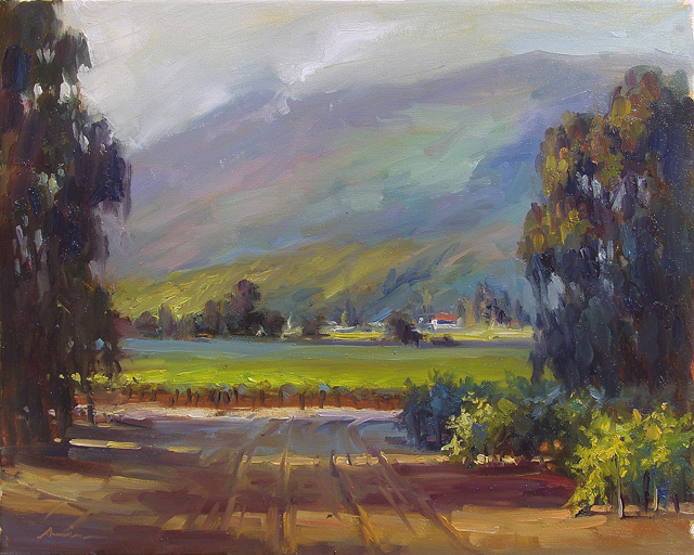 """North Sonoma"" by LPAPA Signature Member Ebrahim Amin"