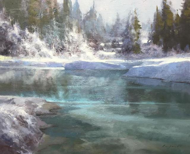 "Simon Addyman's ""Emerald Winter"""