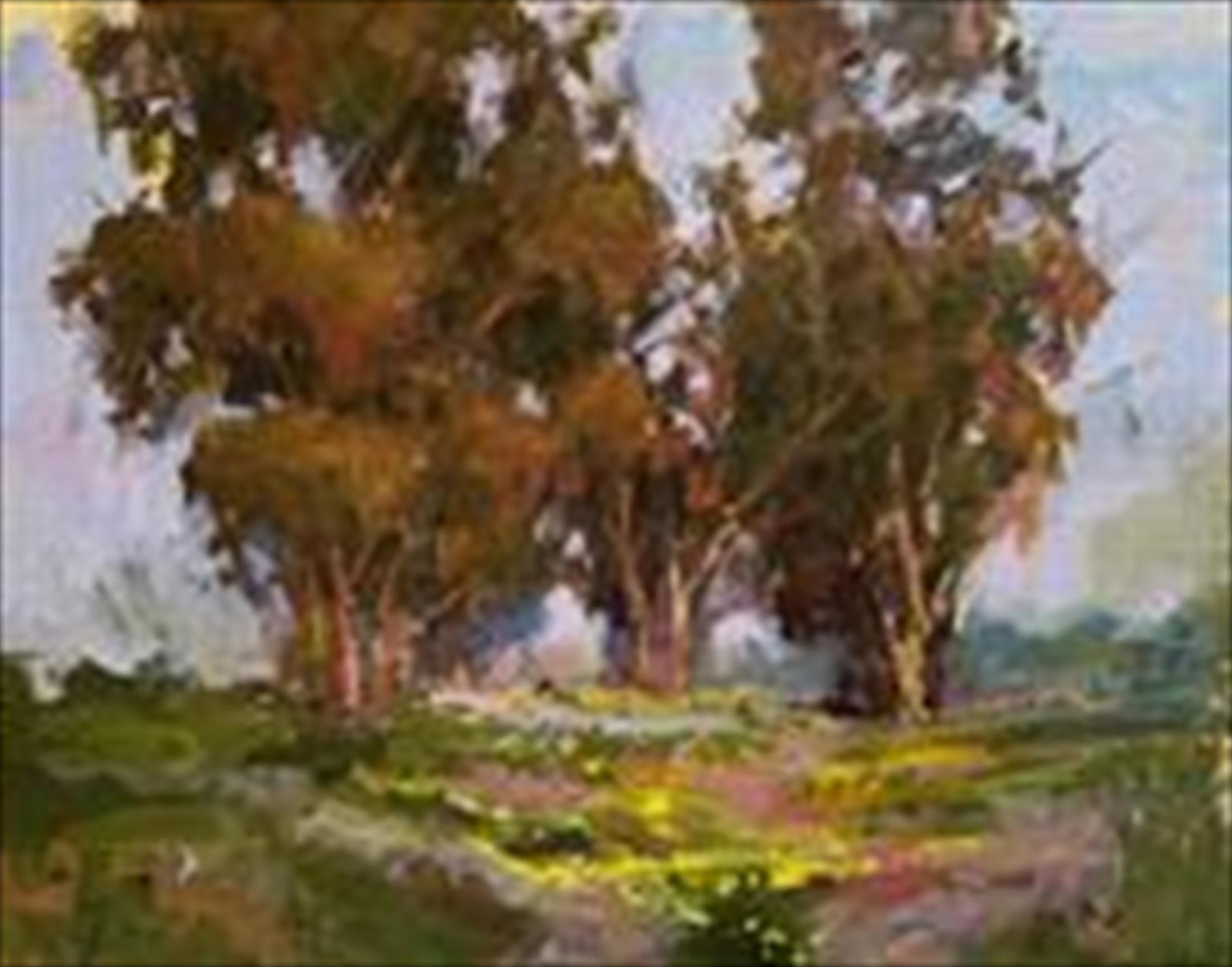 """""""Eucalyptus Glow"""" by LPAPA Artist Member Kirsten Anderson"""