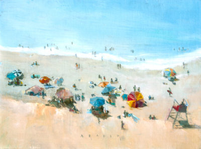 April Raber Beach Confetti
