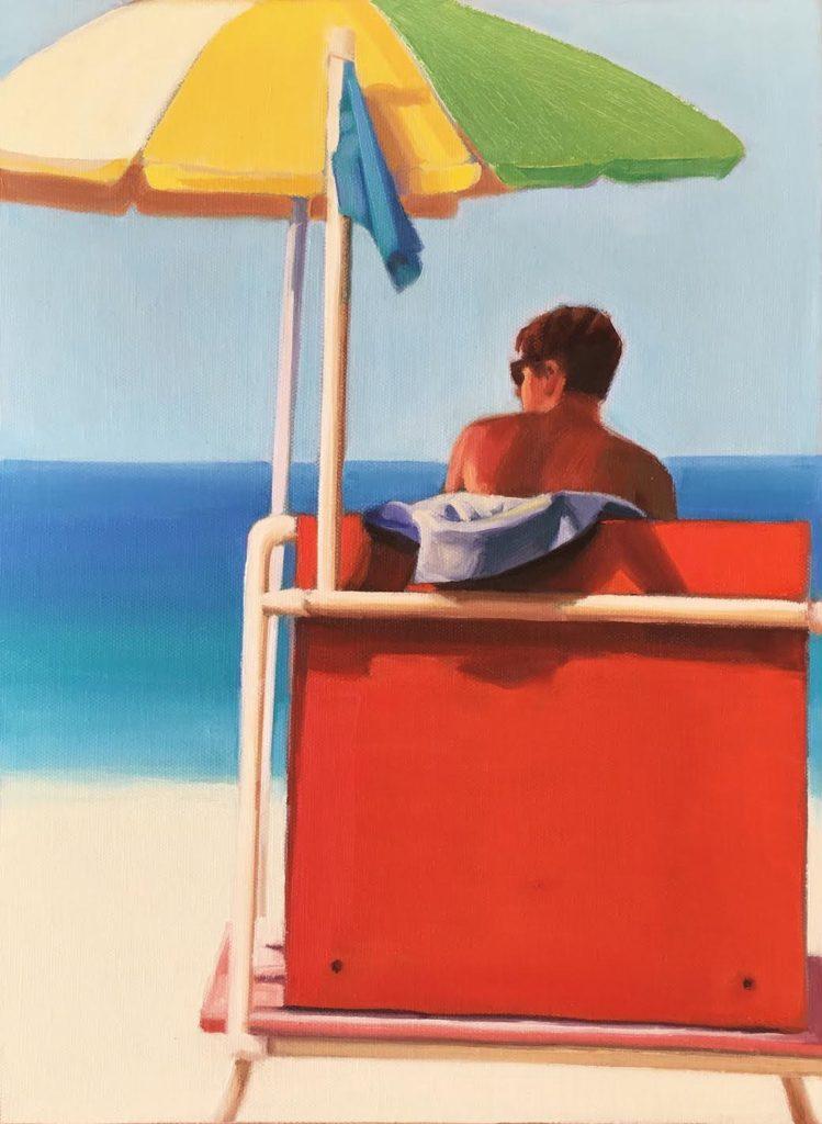 Laguna Plein Air Artist Joan Gladstone