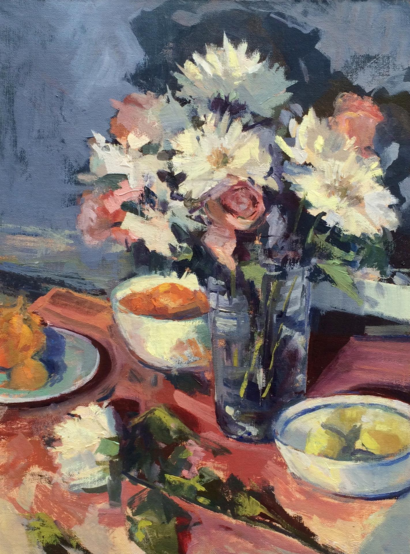 """""""Fruit and Flowers"""" by LPAPA Signature Artist Anthony Salvo"""
