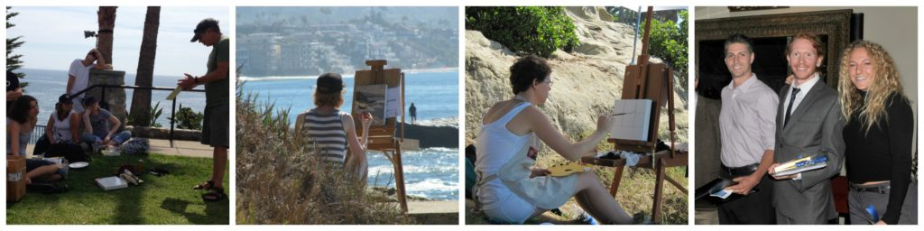 LPAPA's Plein Air Project - The Next Generation