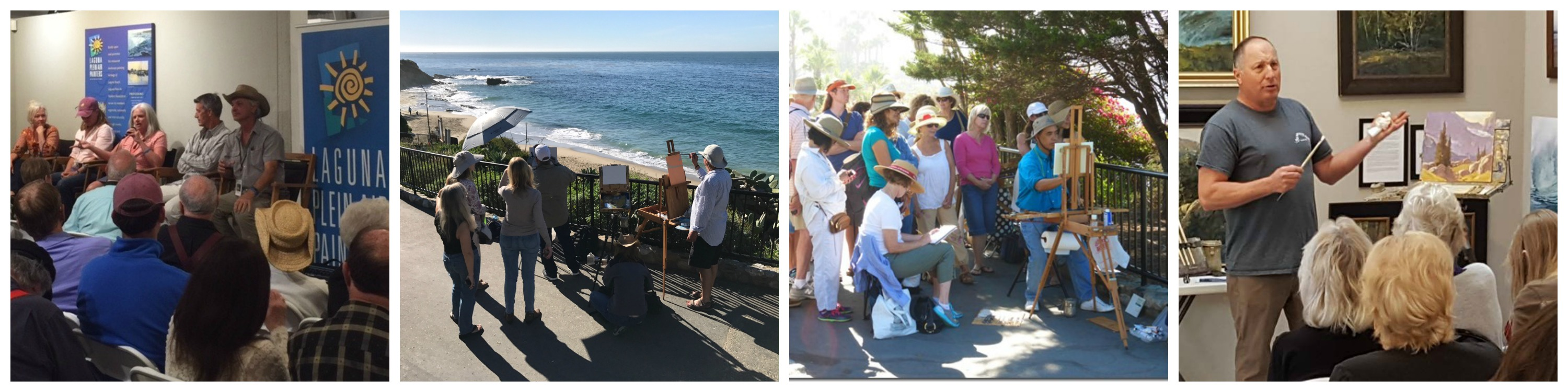 LPAPA's Plein Air Project - The Now Generation