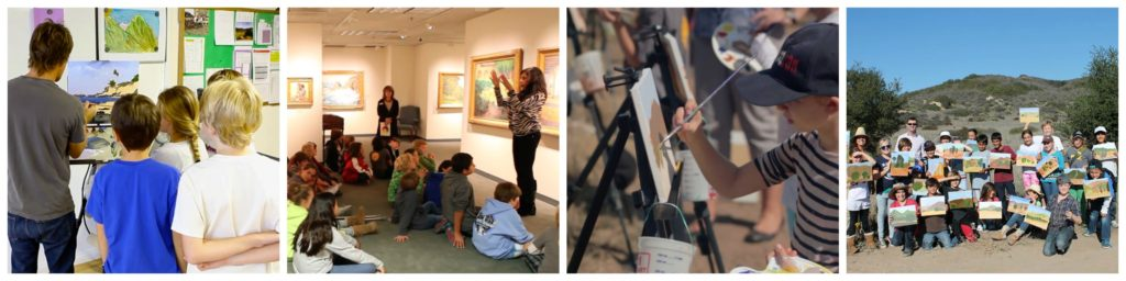 Laguna Plein Air Painters Youth Education