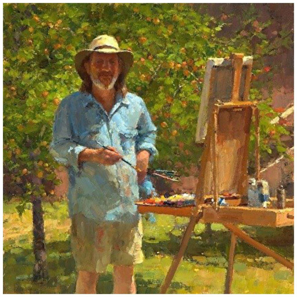 LPAPA Signature Artist Jim McVicker