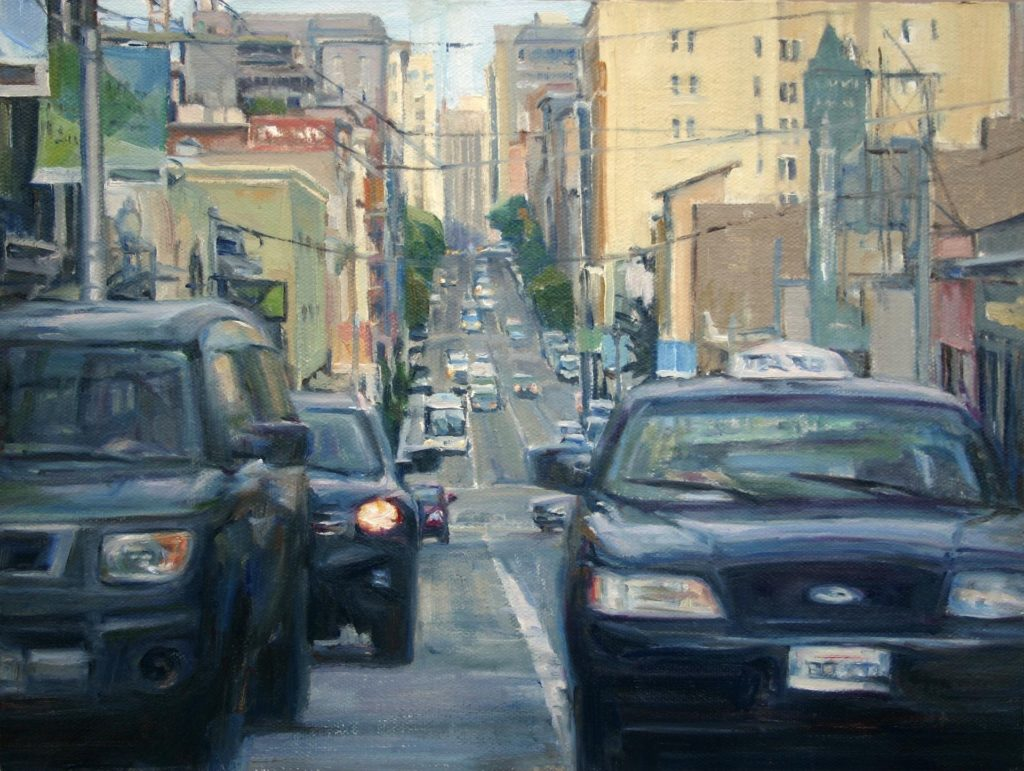 "Lisa Mozzini-McDill for ""Streets of San Francisco"""