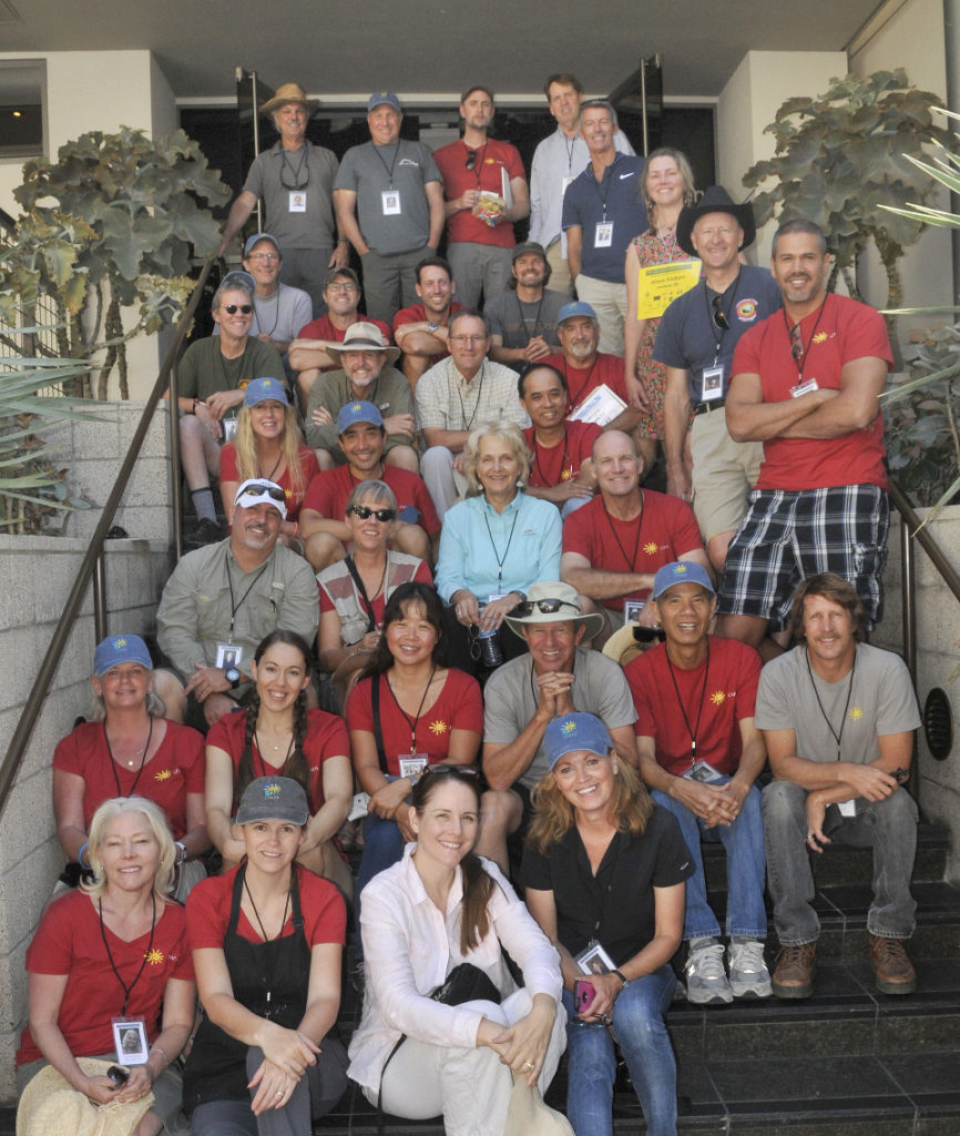laguna plein air invitational artists 2016