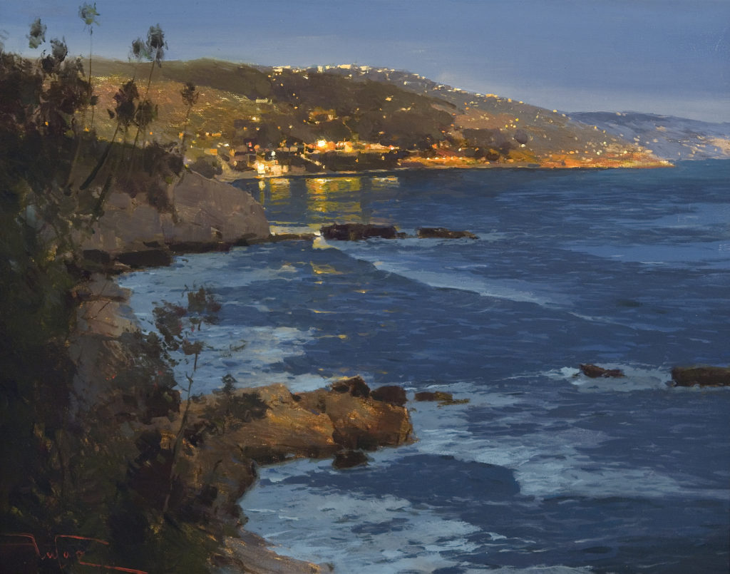 "Zufar Bikbo's ""Lights of Laguna"""