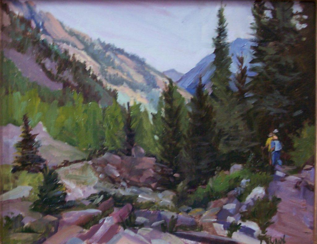LPAPA Artist Member Lillian Wyant