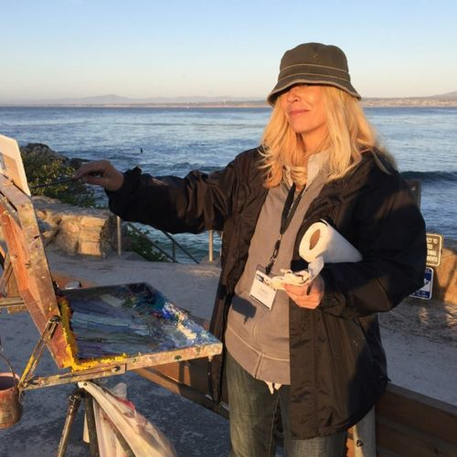 Plein Talk with Carole Gray-Weihman