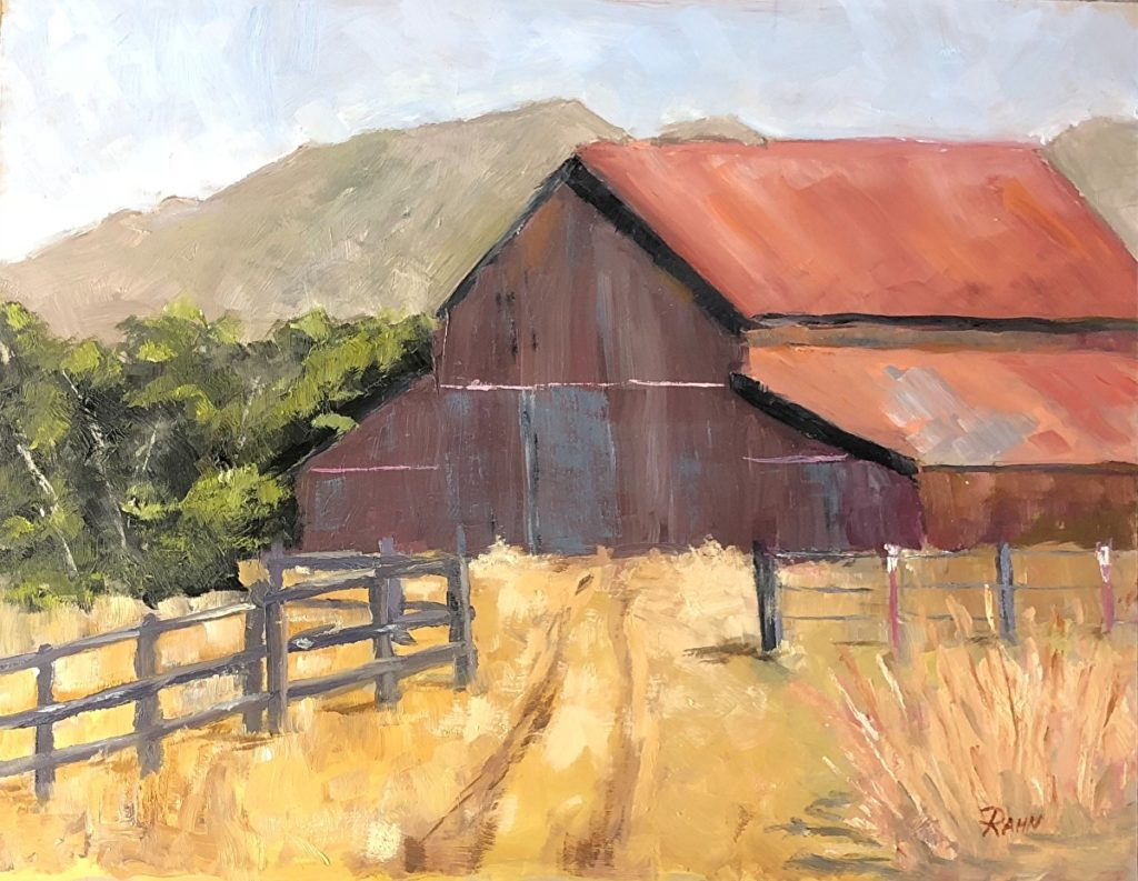 Laguna Plein Air Artist David Rahn