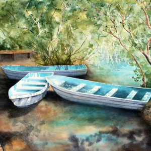 LPAPA Artist Member Nancy Goldman