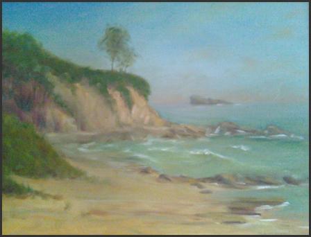 laguna plein air artist craig schub