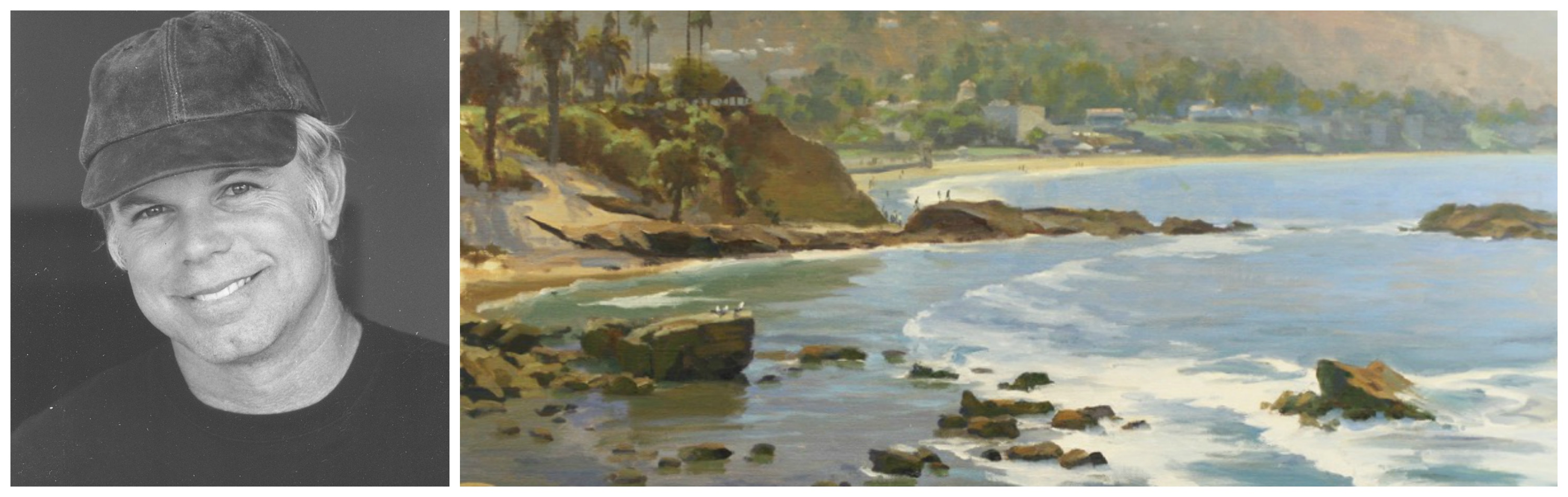 featured laguna plein air signature artist john cosby