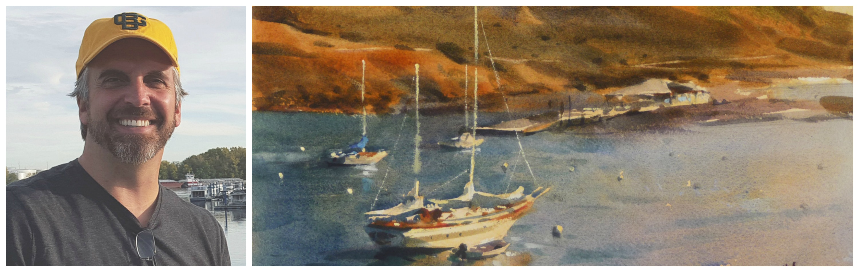 featured laguna plein air artist andy evansen