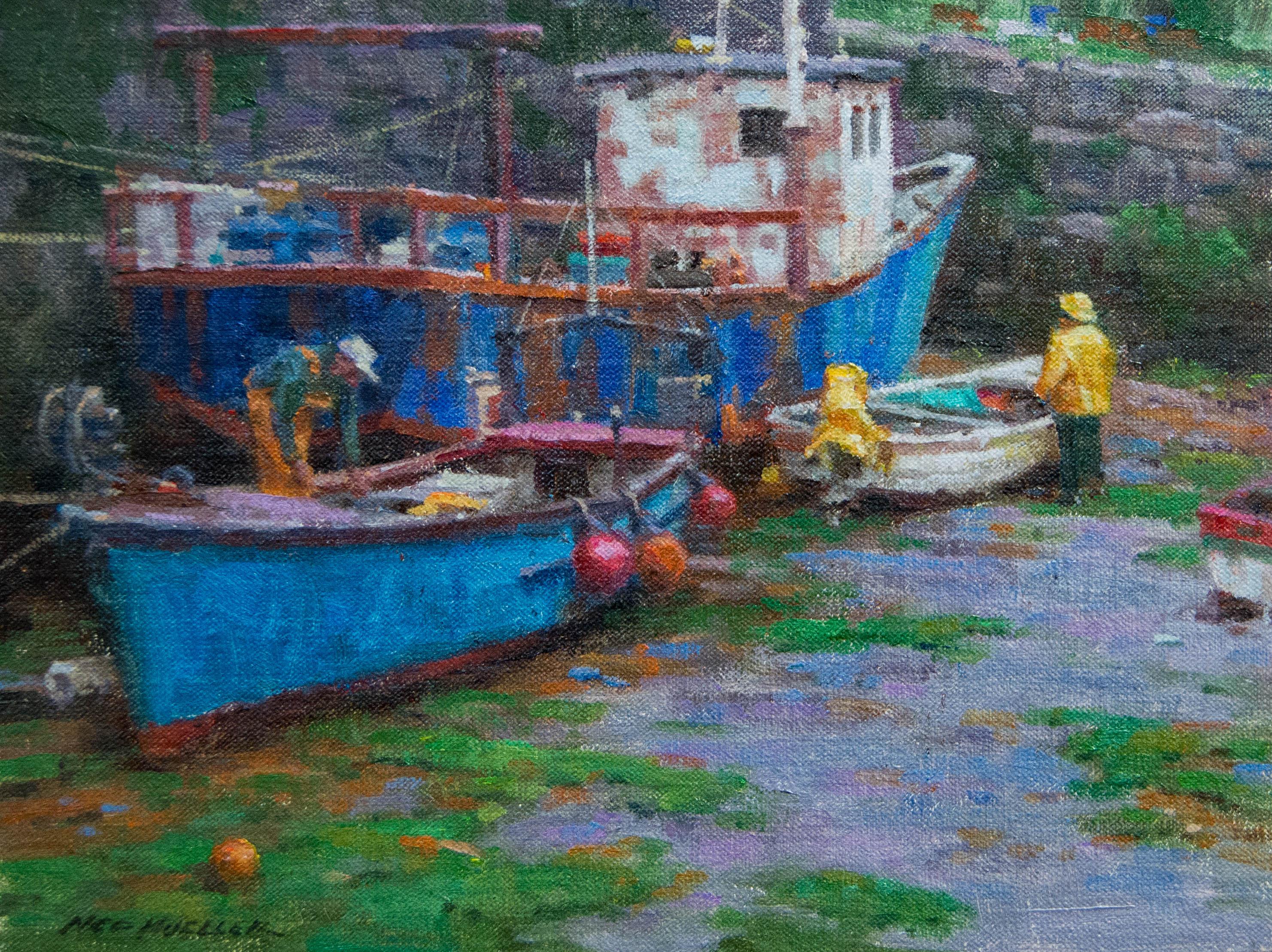 lpapa signature artist ned mueller november painting workshop