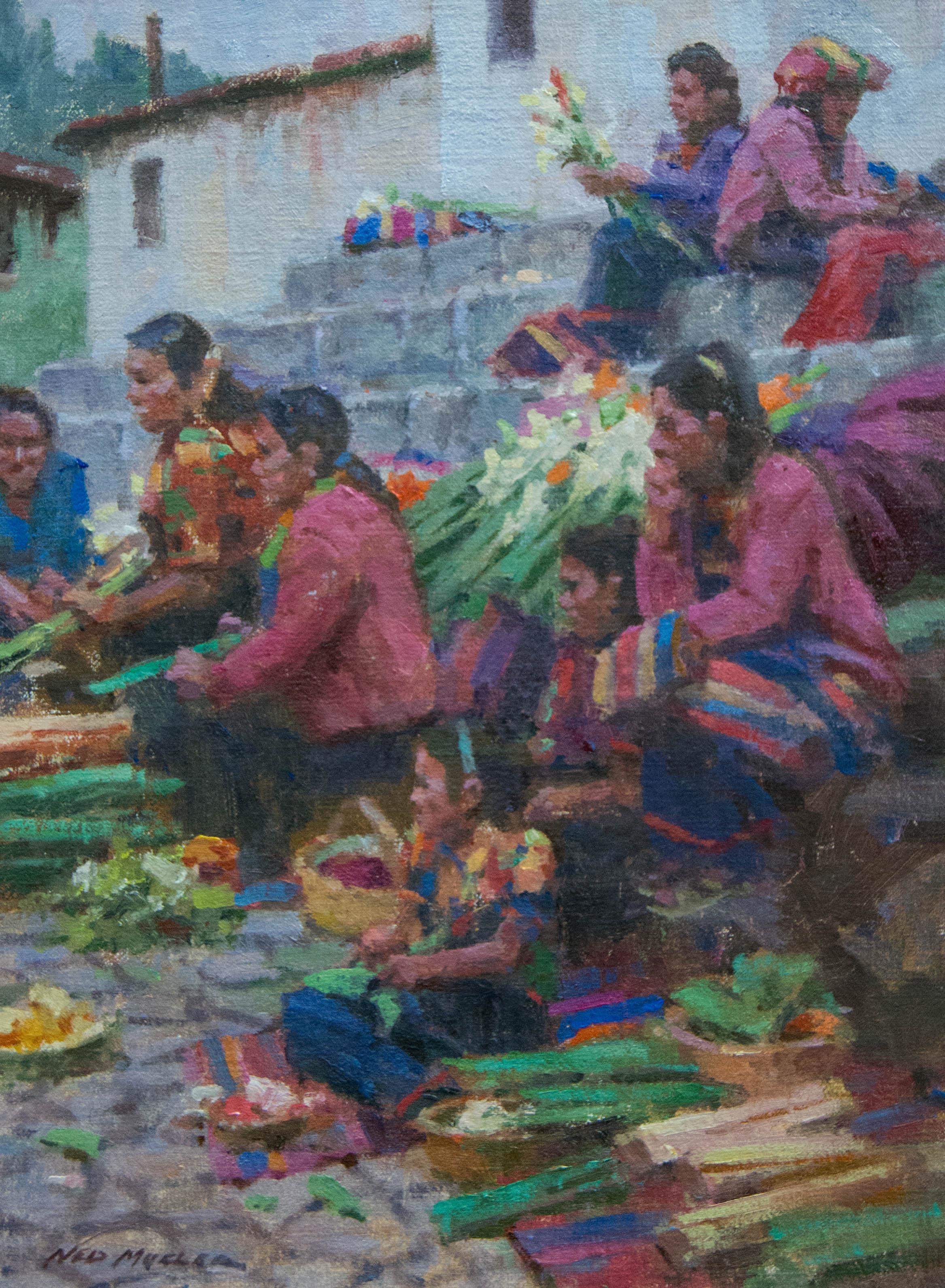 lpapa signature artist ned mueller carmel painting workshop
