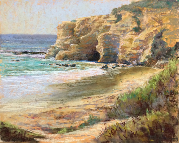LPAPA Signature Artist Brenda Boylan August pastel workshop