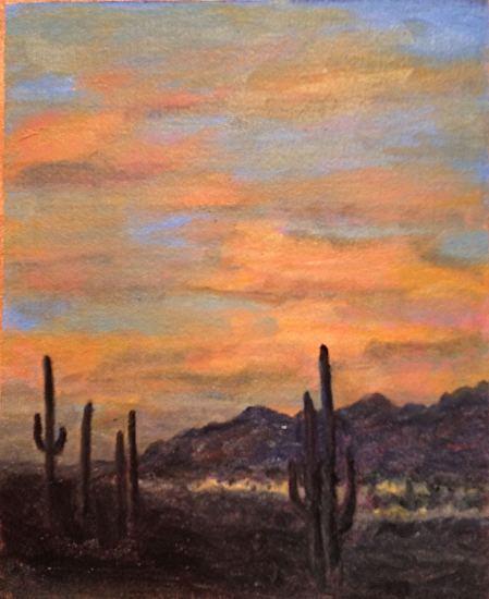LPAPA Artist Member Karen S. Bright