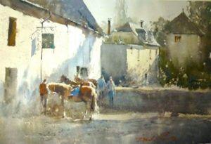 laguna plein air artist frank eber france painting workshop