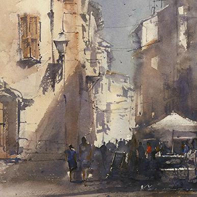 LPAPA Artist Member Vladislav Yeliseyev