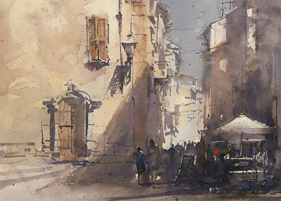 LPAPA Artist Member Vlad Yeliseyev