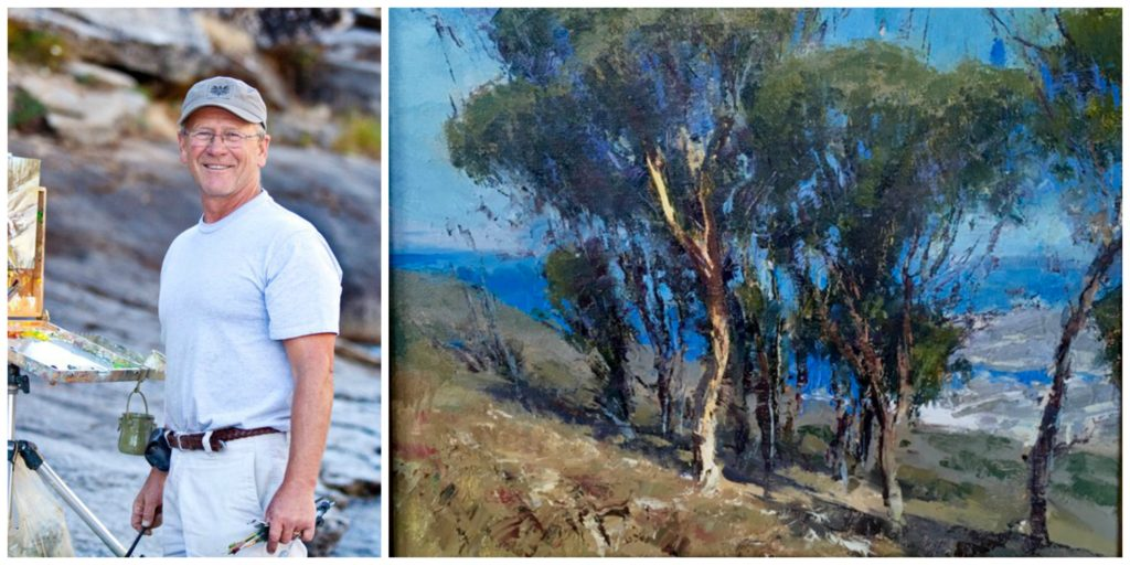 LPAPA Signature Artist Jeff Horn - August 2017 Member of the Month