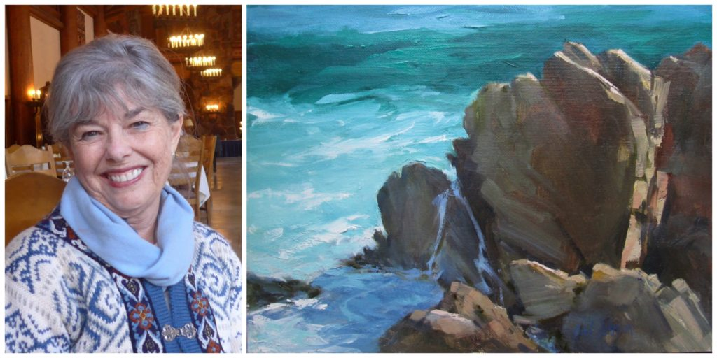 LPAPA Artist Member of the Month - August 2017 - Sibyl Johnson