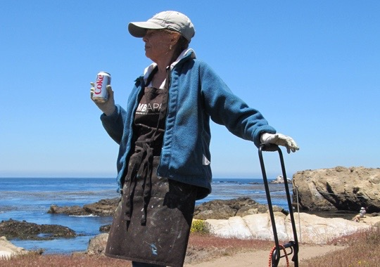 Laguna Plein Air Artist Sibyl Johnson