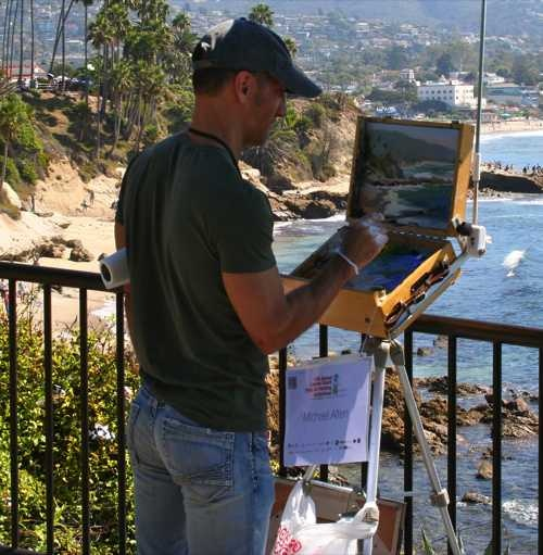 LPAPA Artist Member of the Month Michael Alten