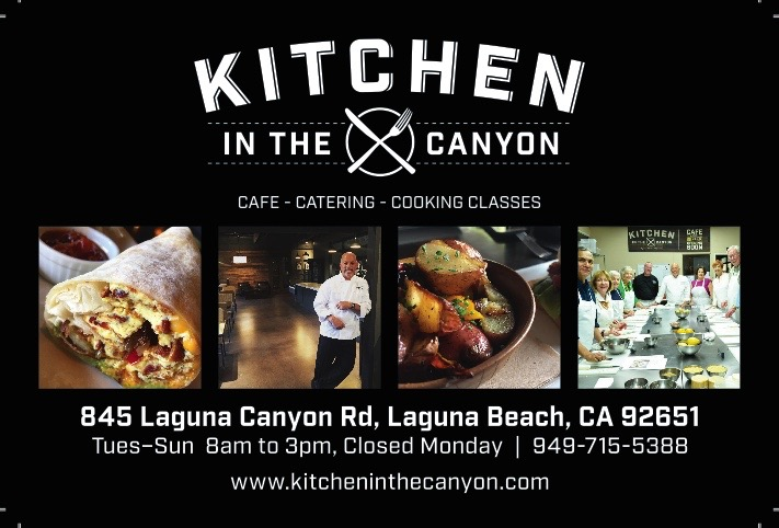 Kitchen in the Canyon