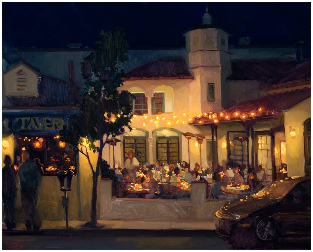 Jennifer Diehl's Laguna Nights